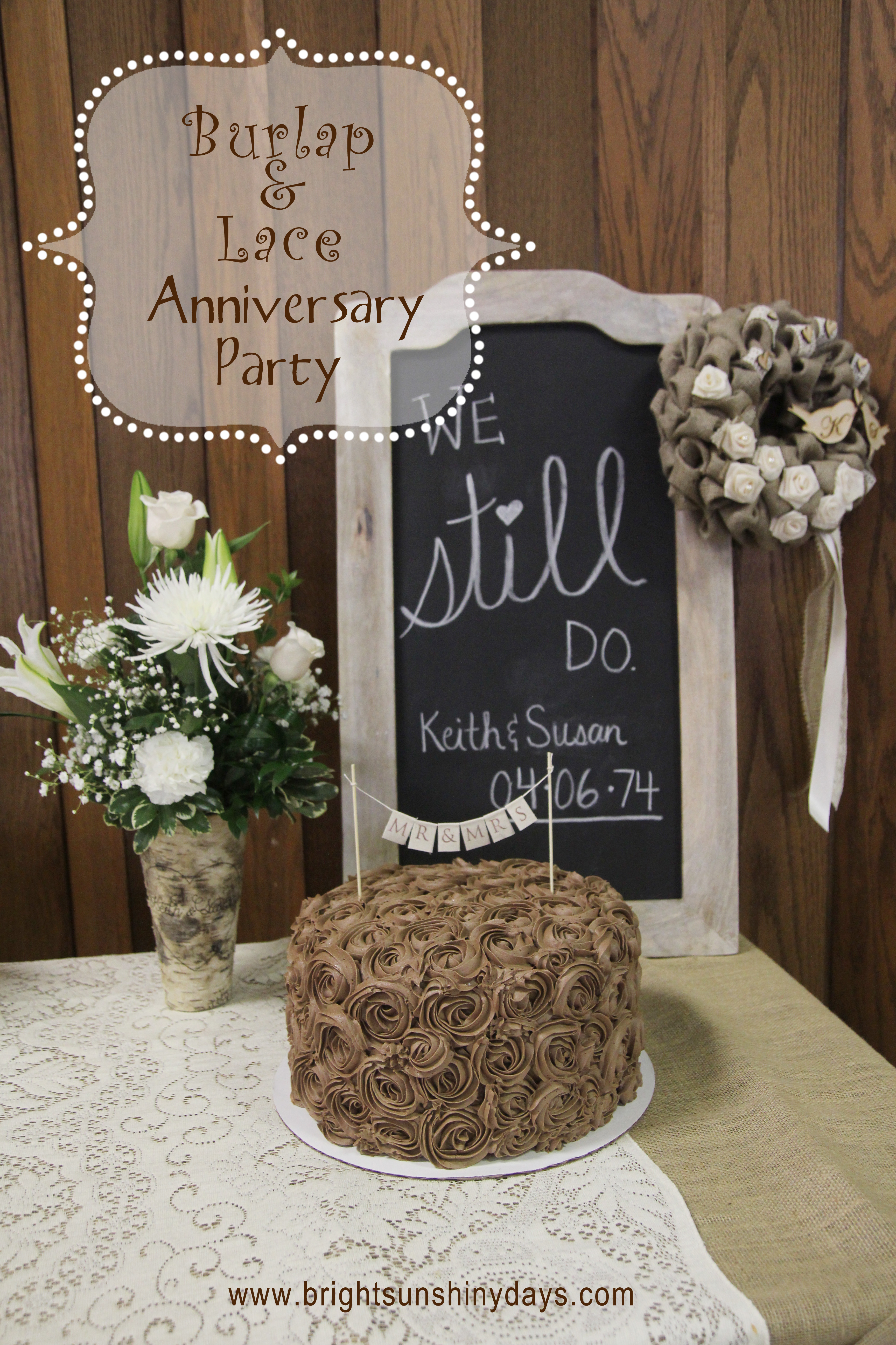 home decoration ideas for anniversary a anniversary brightsunshinydays 12754